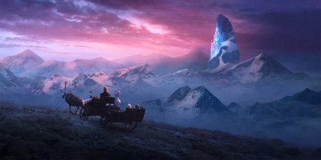 Вышел новый трейлер «Холодного сердца 2». Могущество Эльзы — под сомнением