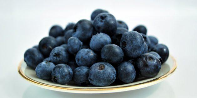 Полезные фрукты и ягоды: черника