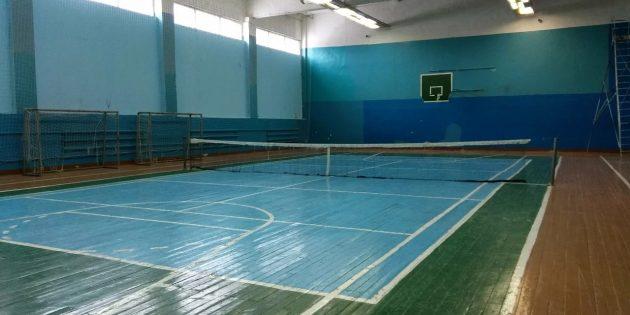 Спортзал вместо фитнес-клуба