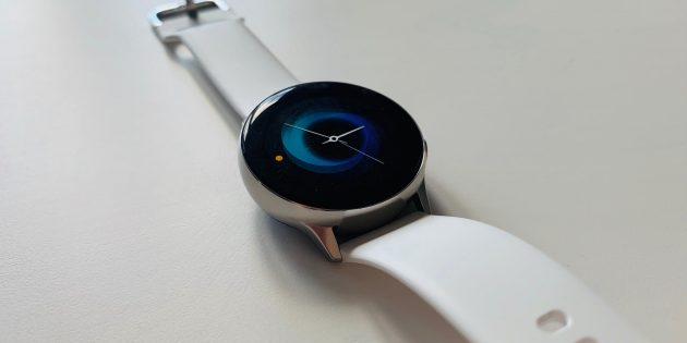 Обзор Galaxy Watch Active —новых умных часов Samsung в компактном корпусе