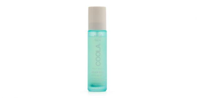 Солнцезащитный спрей для лица Coola Makeup Setting Spray