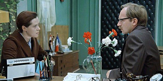Советские комедии: «Служебный роман»