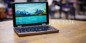 Штука дня: ультракомпактный ноутбук Chuwi MiniBook с экраном 8 дюймов