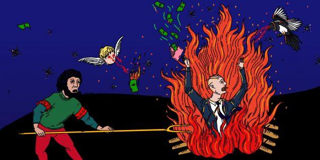 Как взятка в 200 рублей тянет страну на дно