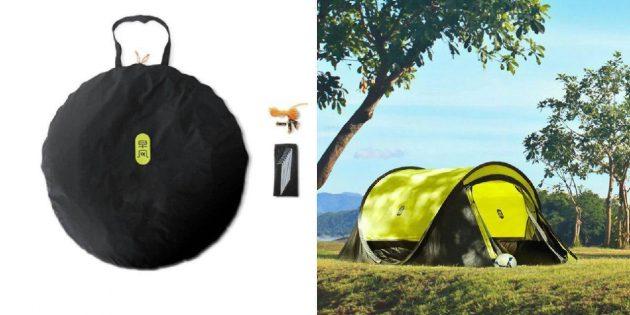 Палатка от Xiaomi
