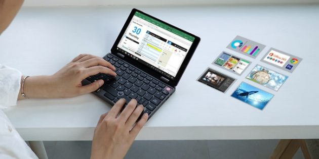 клавиатура Chuwi MiniBook