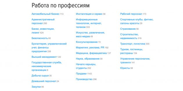 Вакансии во Владивостоке