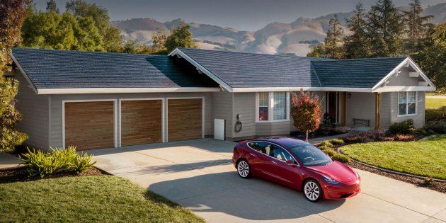 Проект Маска: Solar Roof