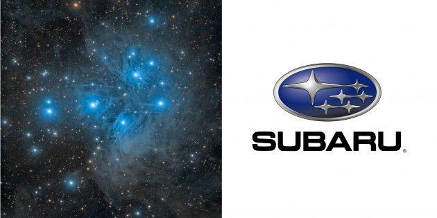 Бренд Subaru