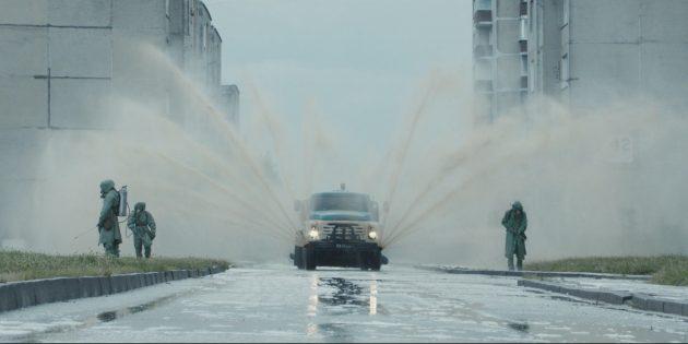 мини-сериал «Чернобыль»