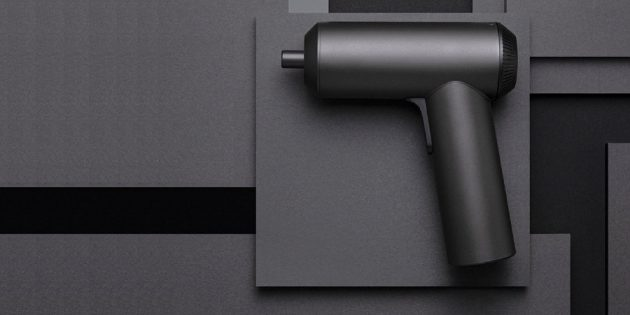 электроотвёртка Xiaomi
