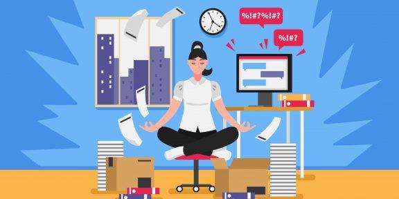 5 советов, как не потерять рассудок на работе с высоким уровнем стресса