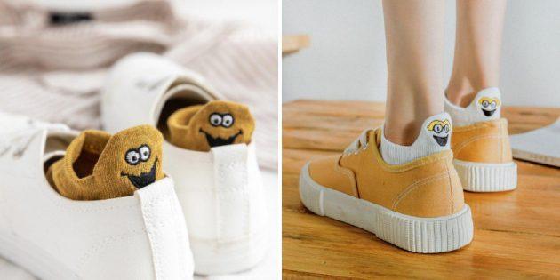 Забавные носки