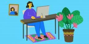 Как фрилансеру оставаться продуктивным и не сойти с ума
