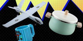 Находки AliExpress: электрическая дрель, дорожный рюкзак и камень-тайник