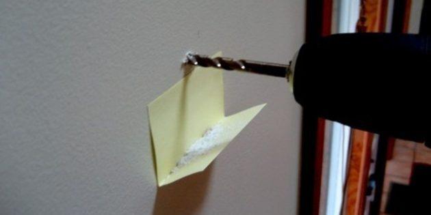 Бумага для заметок в ремонте