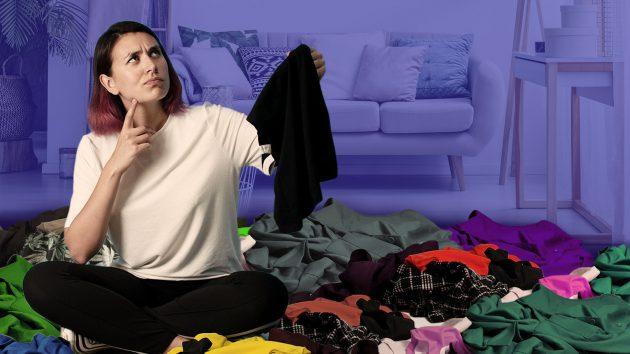Как избавиться от хлама в доме навсегда? Пробуем уборку по методу Мари Кондо
