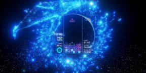 На ПК вышла Tetris Effect. Это одна из лучших версий легендарной игры