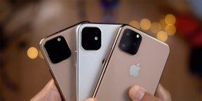 Подробности об iPhone 11: Lightning-порт, новая селфи-камера и замена 3D Touch