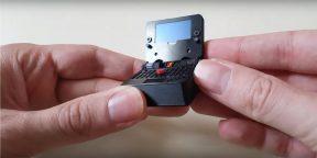 Видео дня: самый маленький игровой ноутбук, который вы когда-либо видели