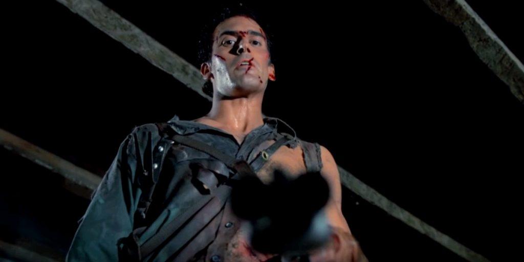 Видео дня: трейлер отреставрированной версии «Зловещих мертвецов 2»