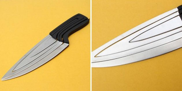 Нож-матрёшка