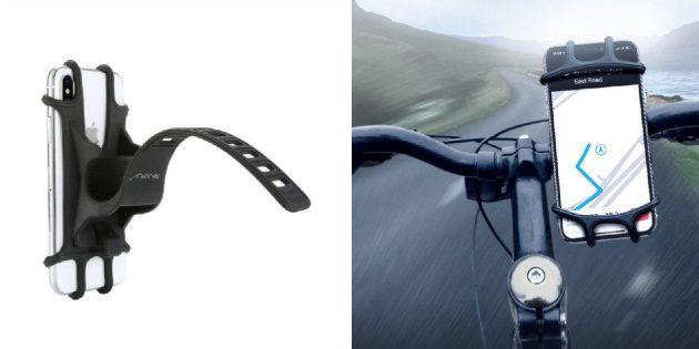 Велодержатель для смартфона