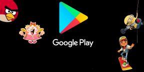 Видео дня: рост самых популярных игр для Android с 2012 года по 2019-й