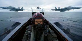 Том Круз снова за штурвалом самолёта в первом трейлере «Лучшего стрелка 2»