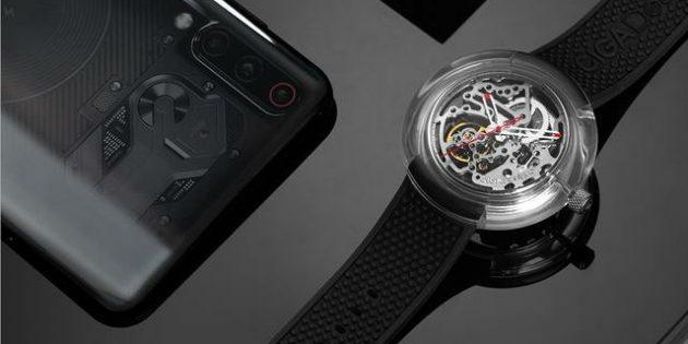 механические часы Xiaomi