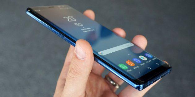 У Samsung Galaxy S10 Plus одна из самых мощных батарей среди смартфонов