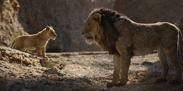 «Король Лев»: Симба и Шрам