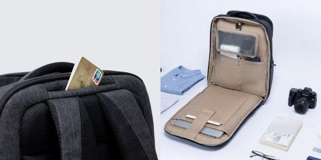 Xiaomi выпустила рюкзак Business Travel Backpack 2