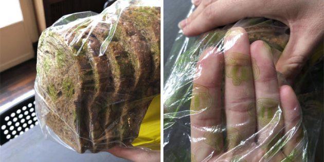 Неудачный дизайн: упаковка для хлеба