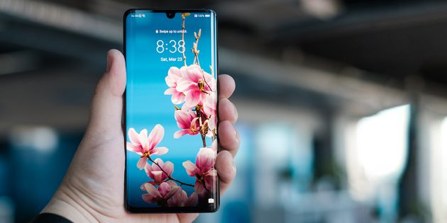 У Huawei P30 Pro одна из самых мощных батарей среди смартфонов