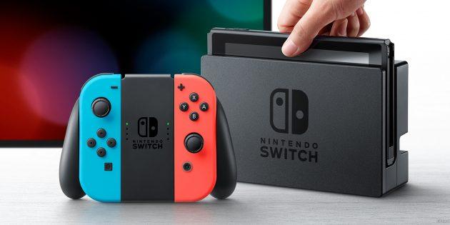 Nintendo выпустила новый Switch, он работает дольше