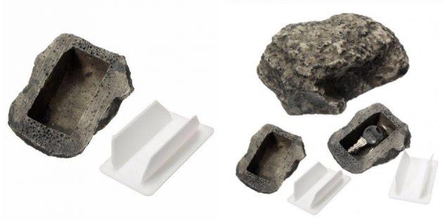 Камень-тайник