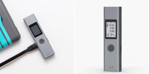 Лазерный дальномер от Xiaomi