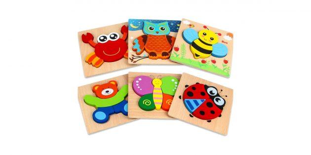 Развивающие игры для детей до 3лет