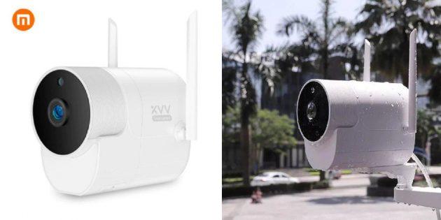 Камера видеонаблюдения от Xiaomi