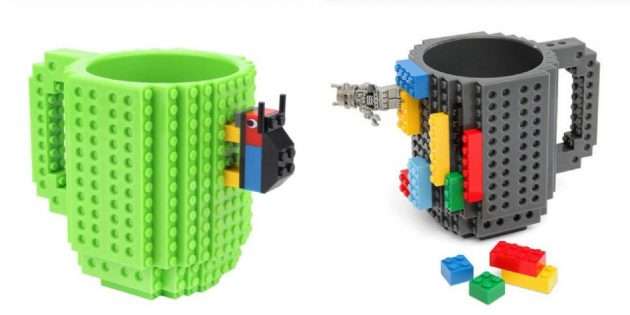 Лего-кружка