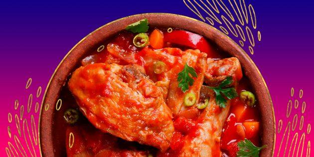 7 рецептов чахохбили для любителей кулинарных экспериментов
