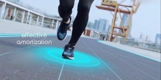 Умная одежда и обувь: 90Minutes Ultra Smart от Xiaomi