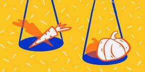 8 продуктов, в которых витамина А больше, чем в моркови