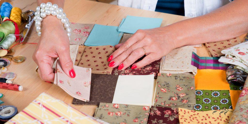 Все о лоскутном шитье: виды техник, схемы и шаблоны для начинающих с фото