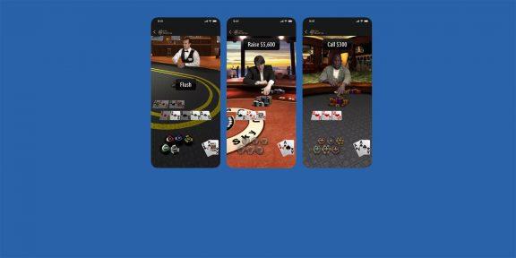 Apple перевыпустила «Техасский холдем» — самую первую игру в App Store