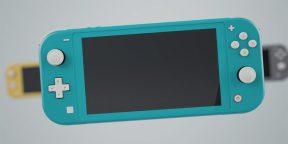 Nintendo показала Switch Lite — дешевле и автономнее, но без подключения к телевизору