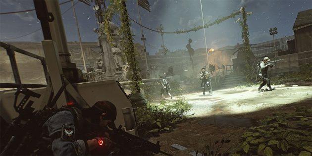 The Division 2 на распродаже для PlayStation 4