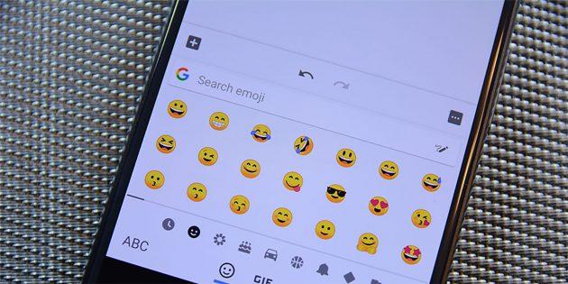 В Android появится 65 новых эмодзи. Среди них — ленивец, выдра и фалафель