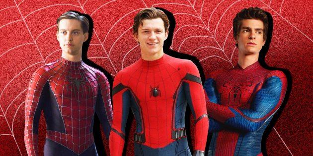 Какая версия Человека-паука в кино самая крутая